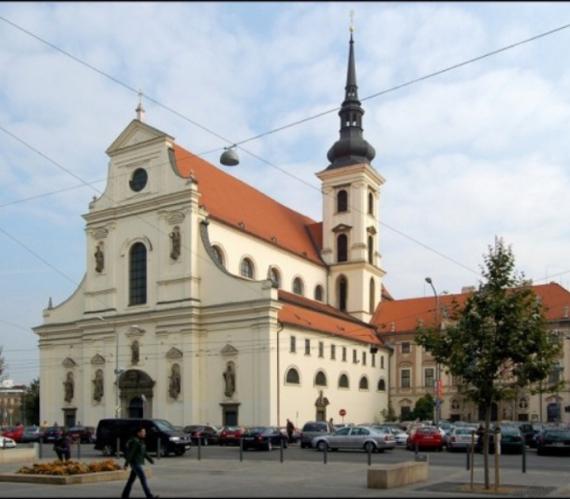 kostel sv.Tomáše