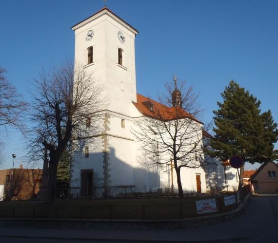 kostel svJIljí Líšeň