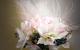 peříčková svatební kytice