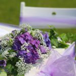 květina na obřad