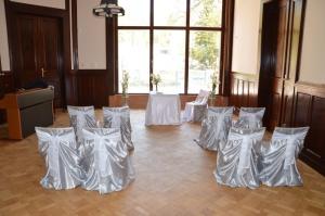 svatební obřad Löw-Beer
