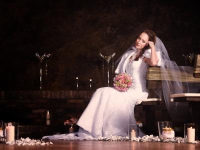 vinařství Nosreti zimní svatba