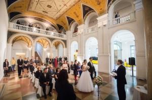 UMPRUM svatební obřad